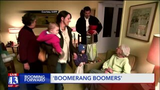 Booming Forward: Talking about having an older parent come live withyou