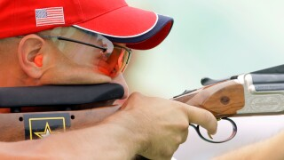Beijing Olympics Shooting Men