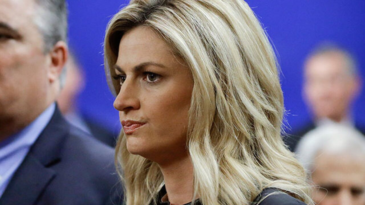 Jurors Award Erin Andrews $55M in Suit Over Nude Video