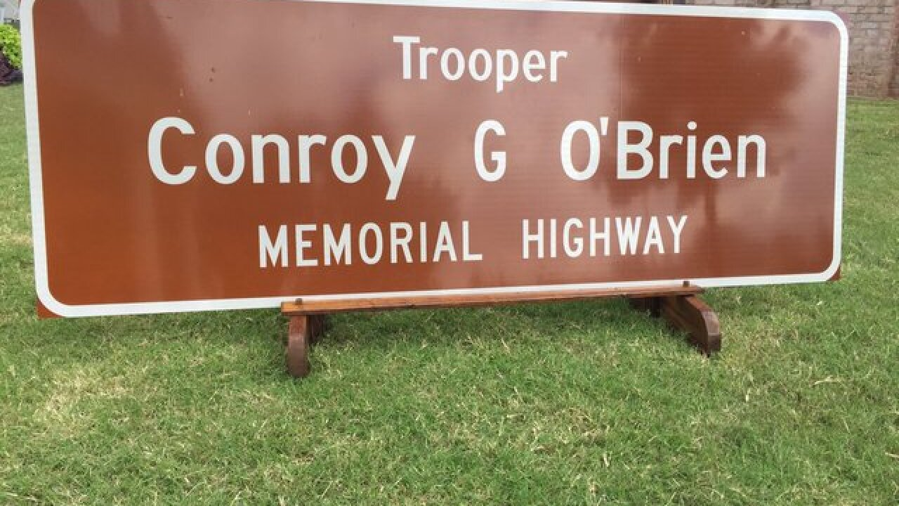KS Highways named after fallen KHP Troopers