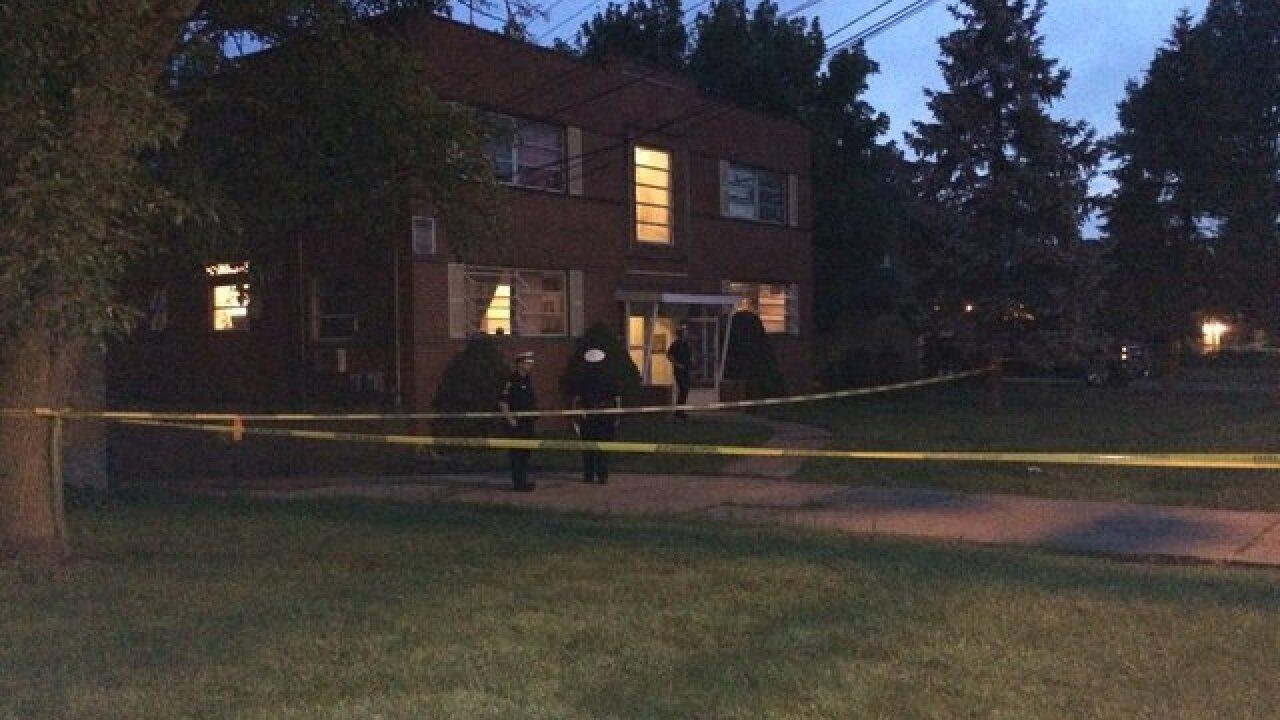 1 killed, 1 hurt at Mt. Airy apartment shooting