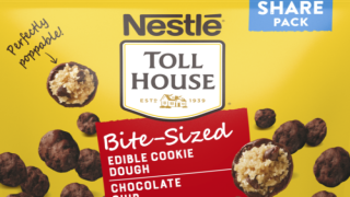 Toll House Is Introducing Ready-to-eat Cookie Dough Bites With A Chocolate Shell