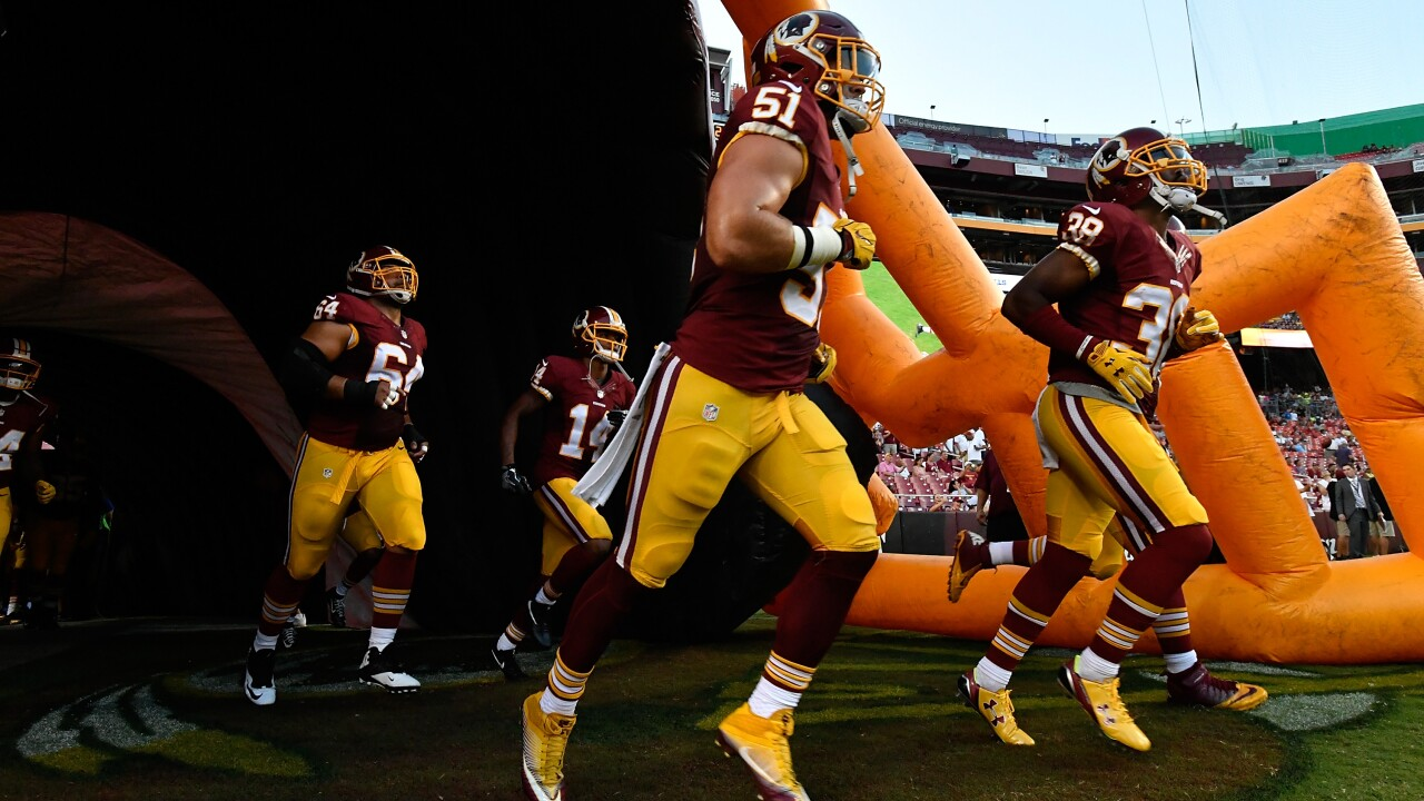 Redskins host Steelers in season opener