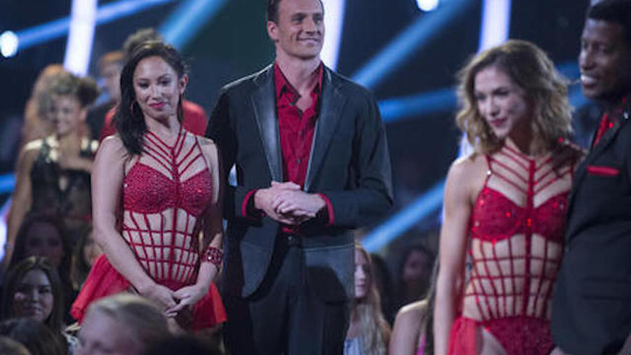 Lochte feels 'hurt' after Dancing with the Stars incident