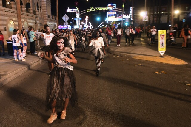 PHOTOS: Halloween in Las Vegas | 2018