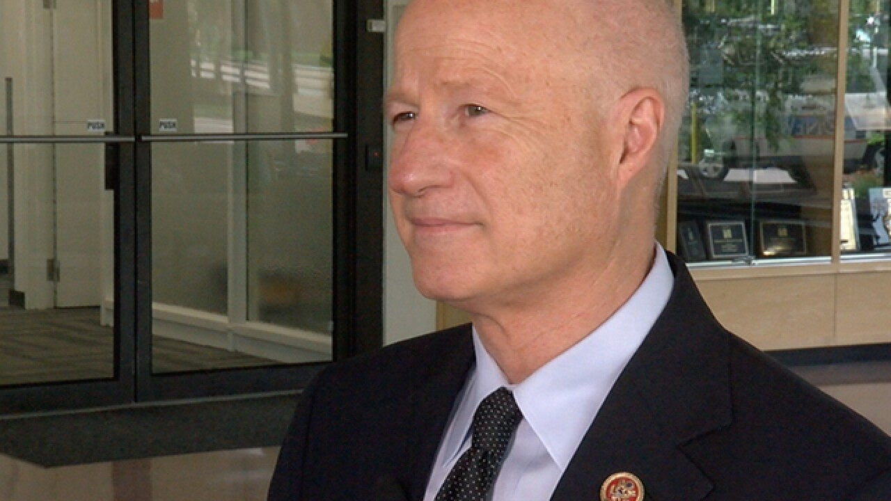 National Republican group pulls $1 million out of Mike Coffman's race