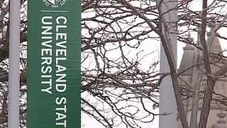 Cleveland State University.