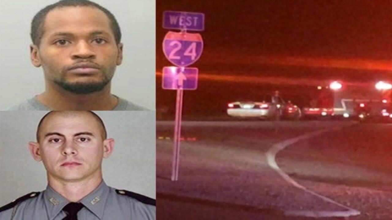 Trooper shot, killed in western Kentucky