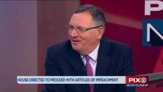 News Closeup with Marvin Scott: Trump Impeachment Advances; coping with Holiday Stress