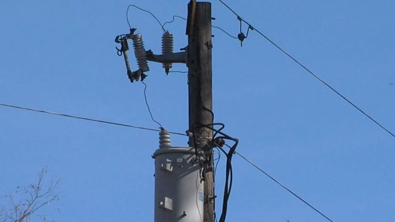 Residents frustrated with constant power outages