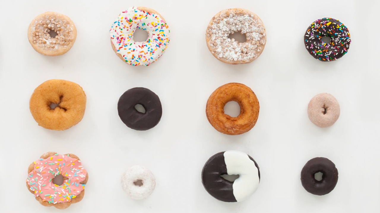 You could win $5K and free doughnuts for a year from Entenmann's by creating your dream doughnut