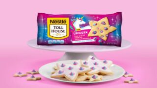You Can Now Buy Colorful, Unicorn-inspired Baking Chips