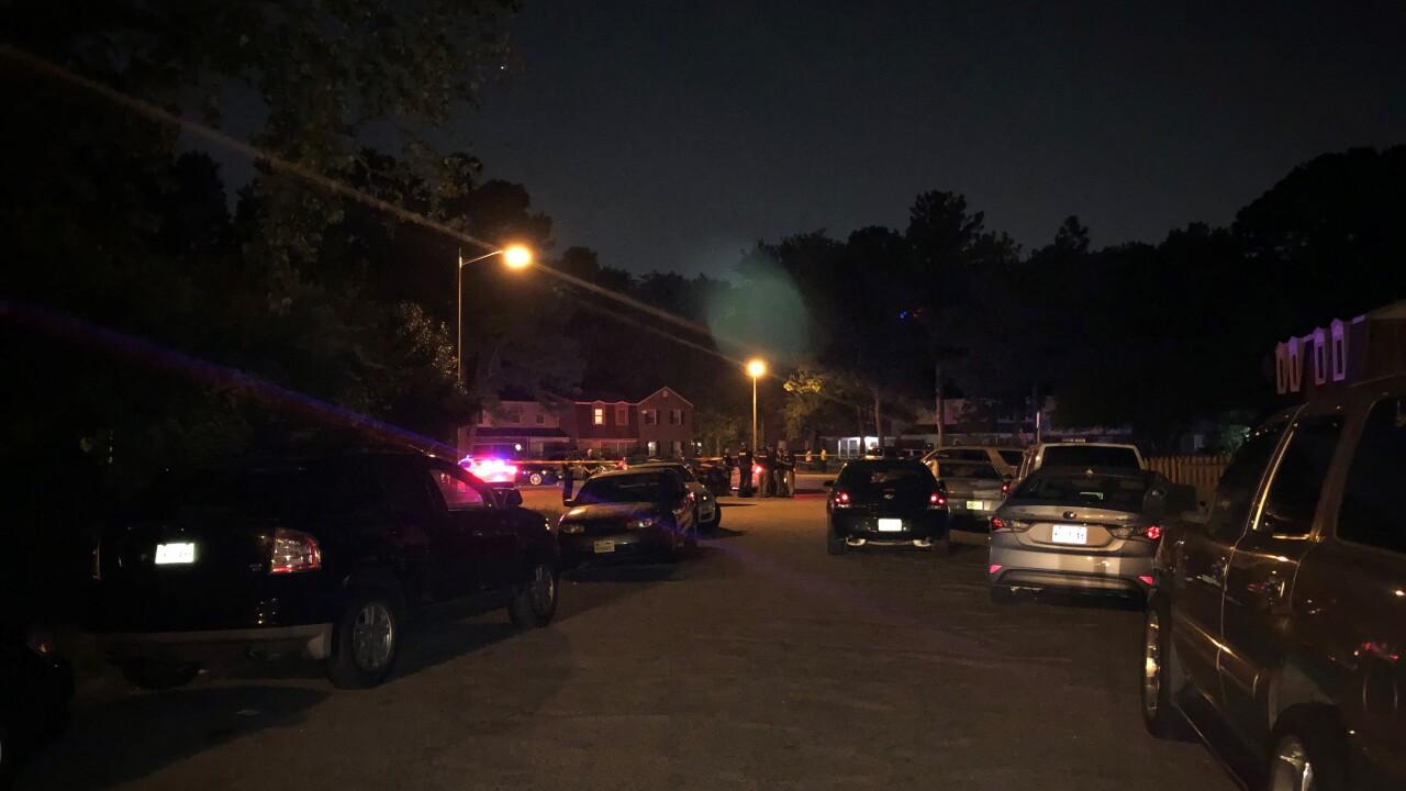 Homicide investigation underway after man killed in Virginia Beachshooting