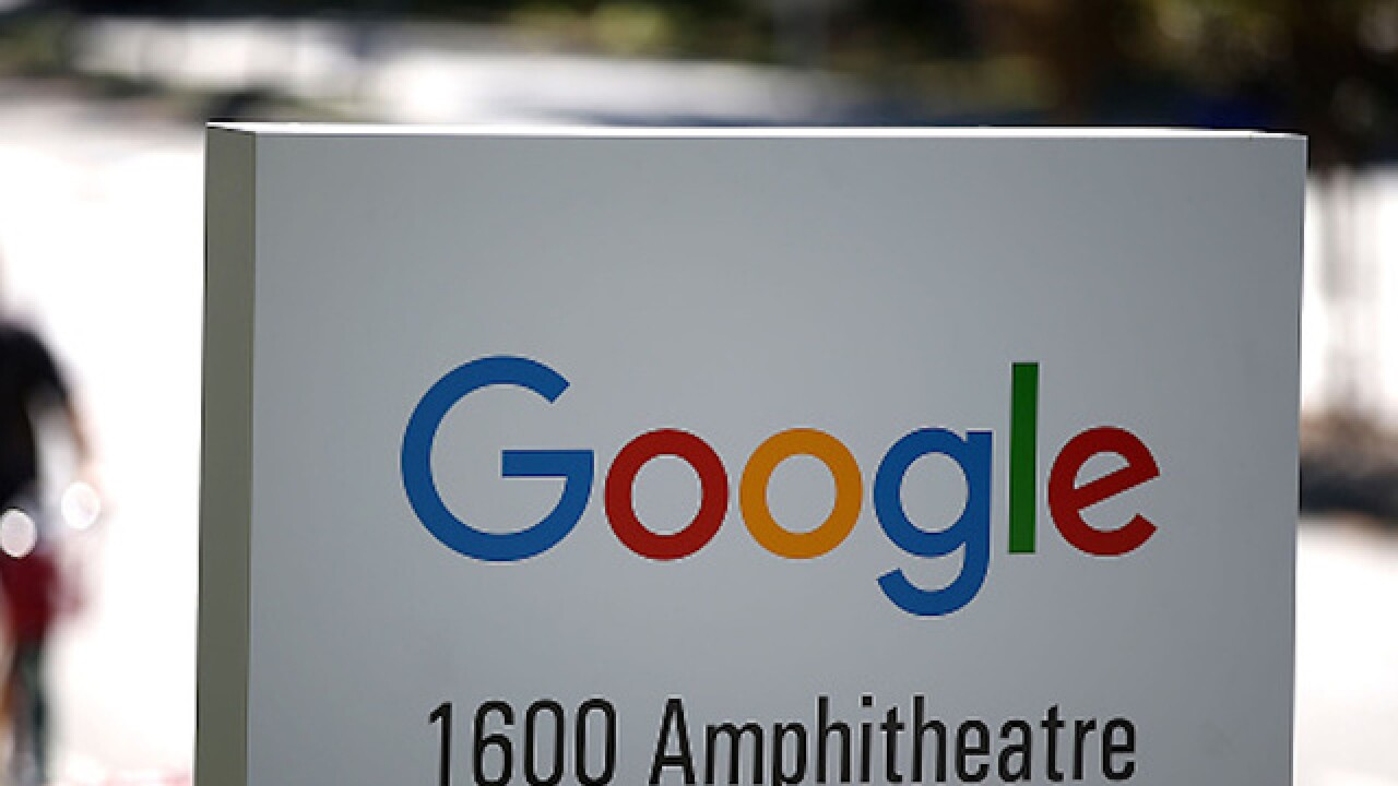 Google parent company listed as most valuable