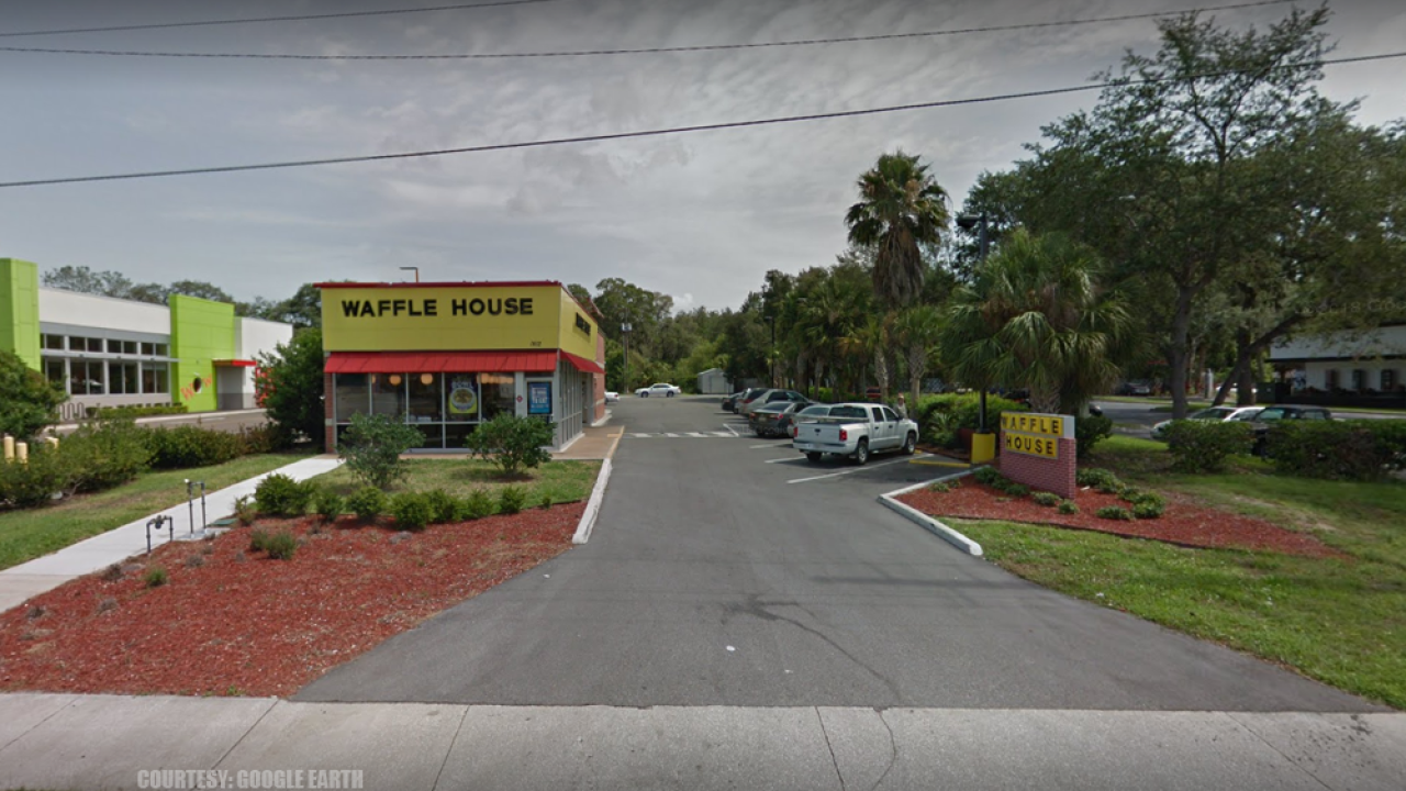 3-year-old boy dies after father accidentally runs him over with SUV at Florida Waffle House