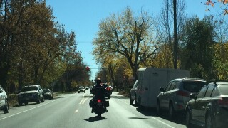 Driving You Crazy: Does the state lose federal funds since we don't require motorcycle helmets?