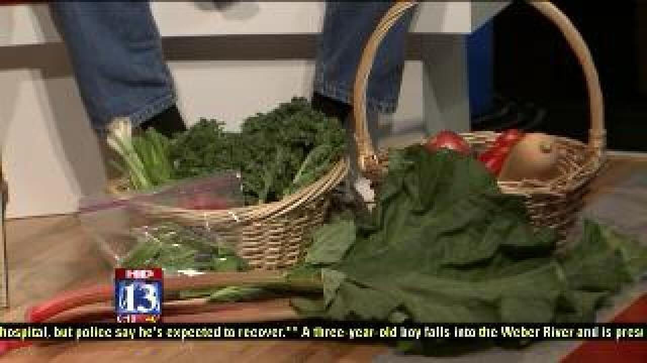 A preview of the Wasatch Front Farmer's Market