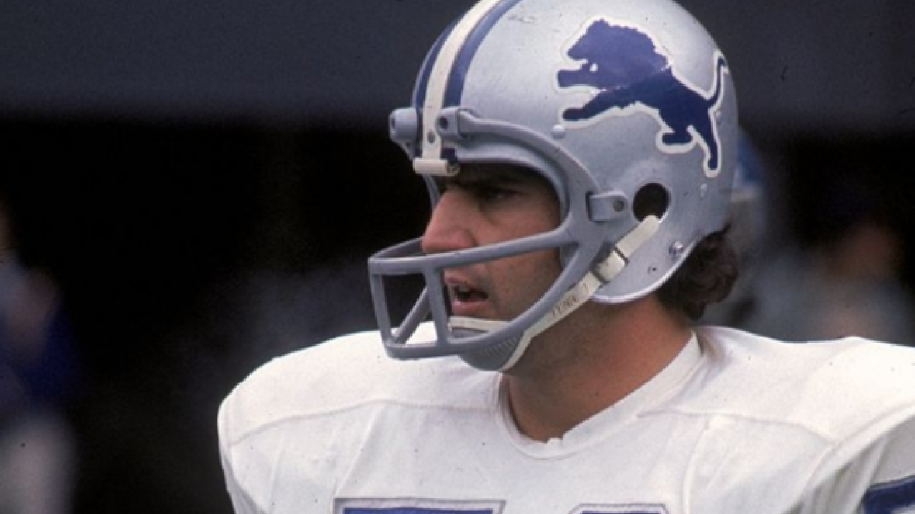 Former Detroit Lions LB Paul Naumoff dies at 73