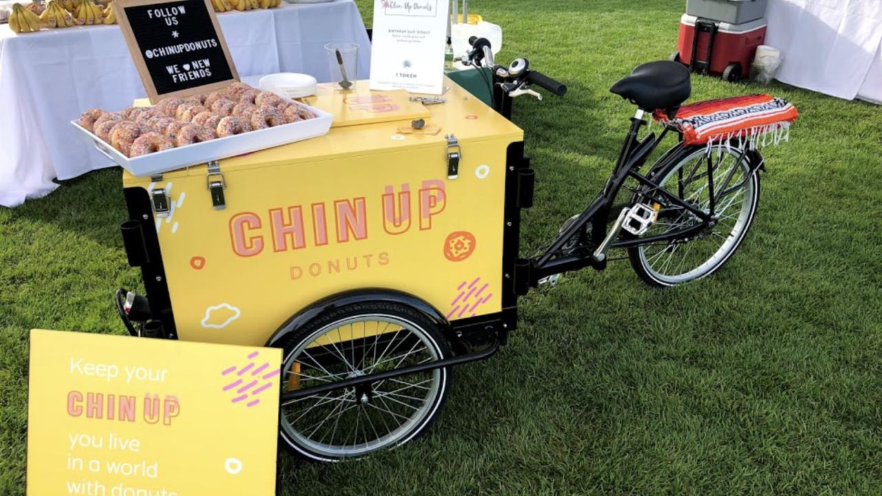 Chin Up Donuts