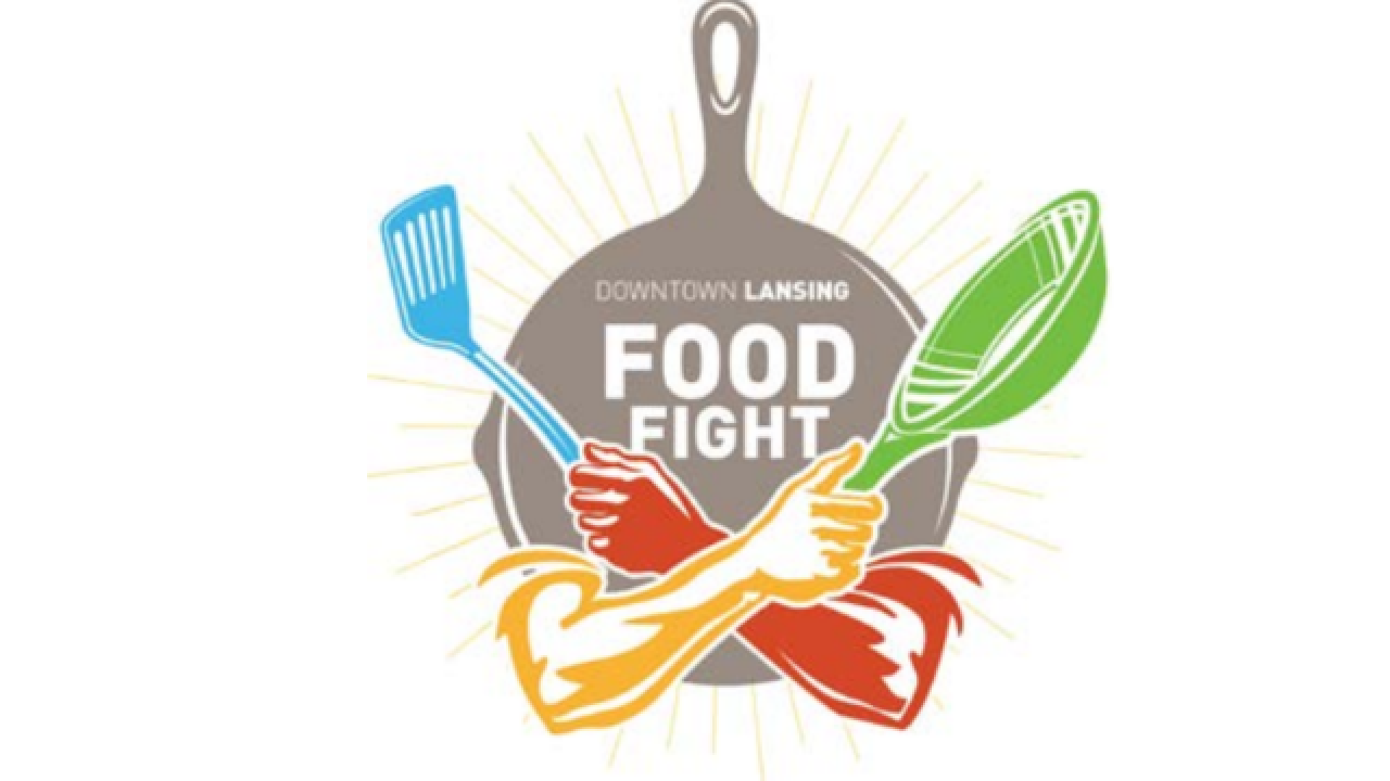 Winners announced in downtown competition to end hunger