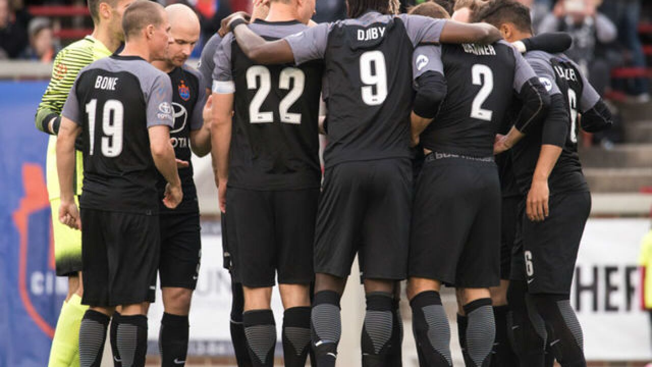 FC Cincinnati struggling with red cards -- and suspensions -- so far this season