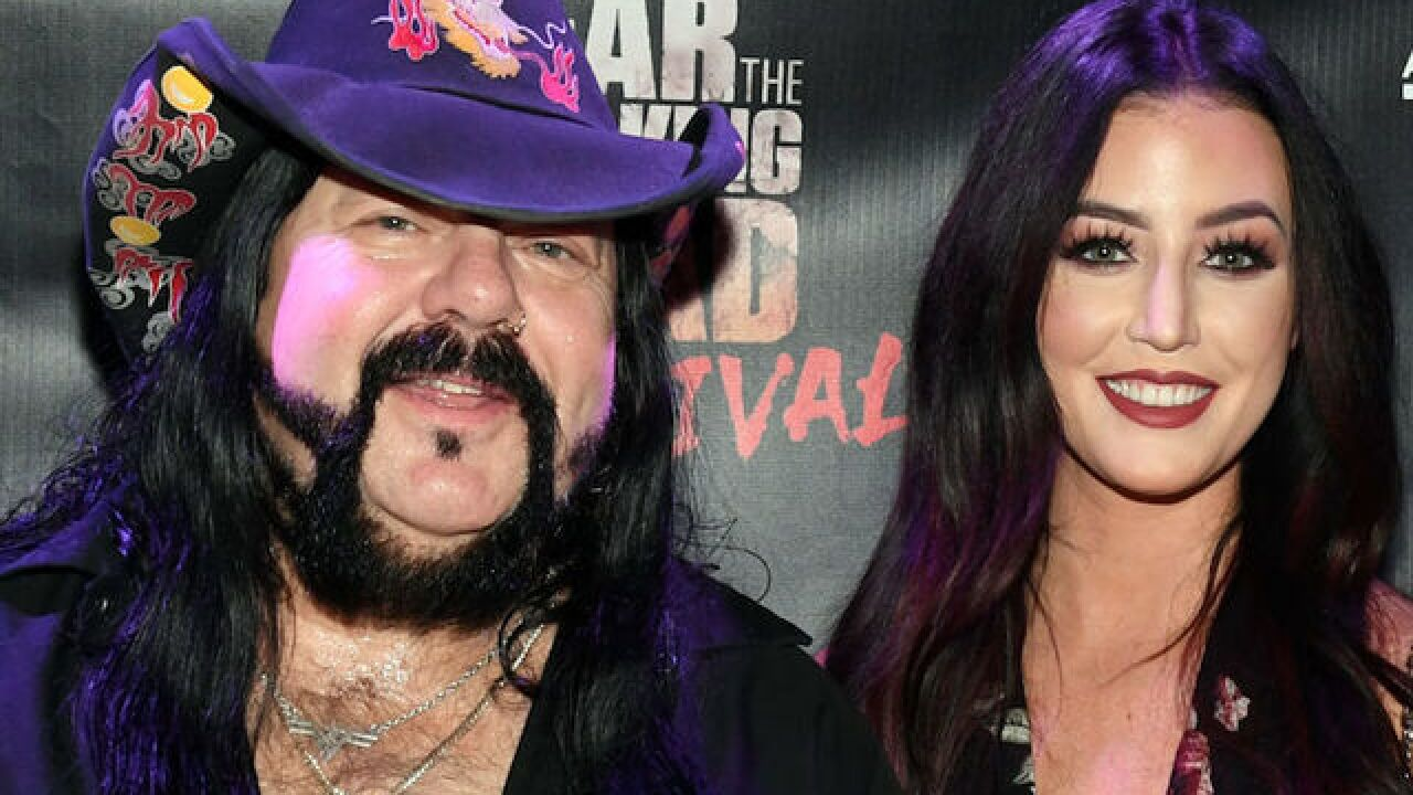 Clark County coroner determines Pantera drummer Vinnie Paul cause of death