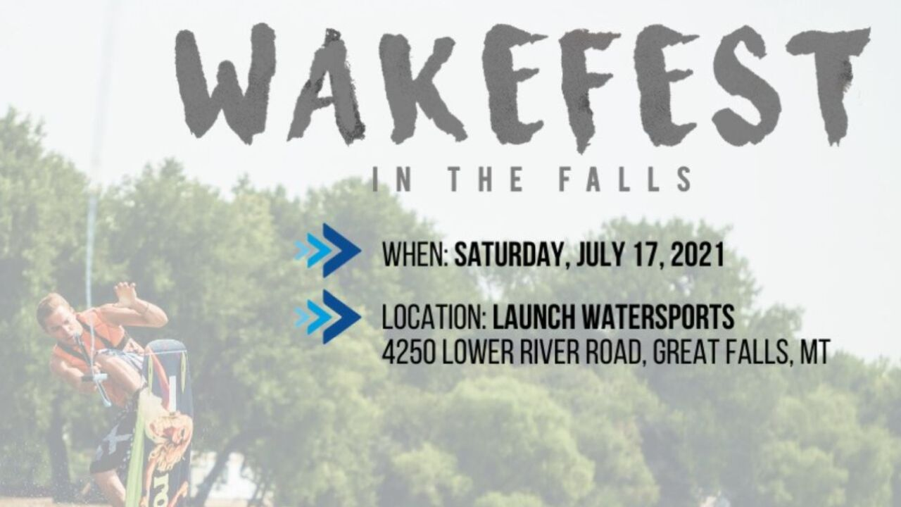 """""""Wakefest In The Falls"""""""