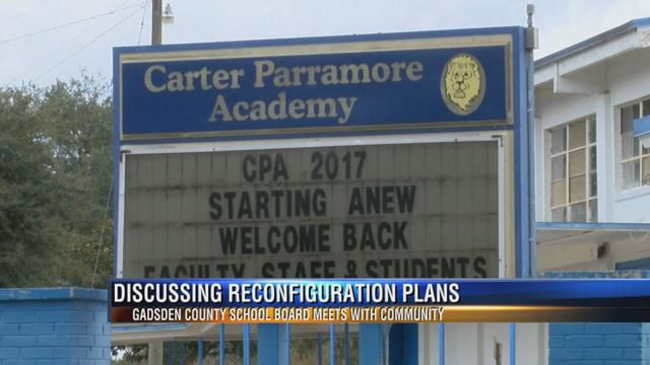 Gadsden County Community Gears Up for Special School Board Meeting