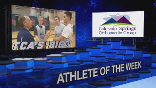 KOAA Athlete of the Week: Classical Academy's 'Big 3'
