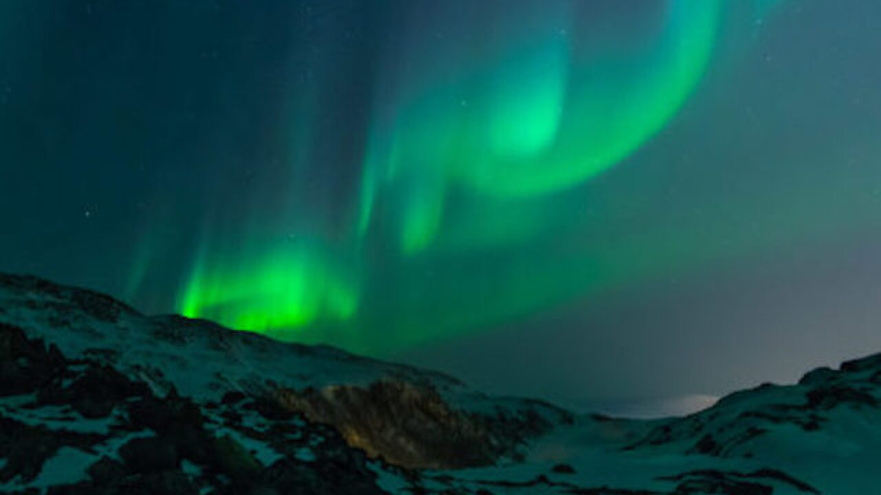 Geomagnetic storm watch could bring Northern Lights to