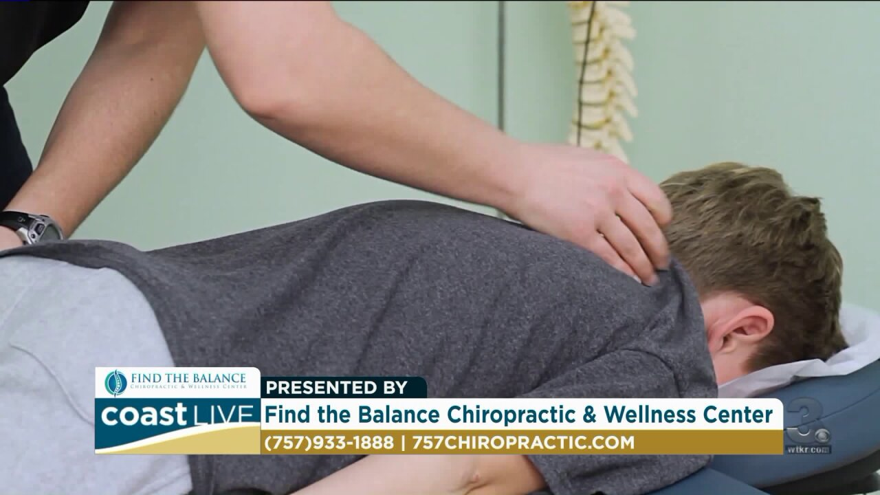 Learn how to care for your nervous system on CoastLive