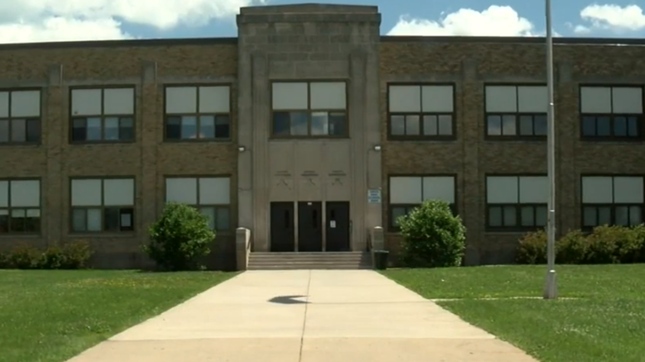 Mitchell Middle School in Racine
