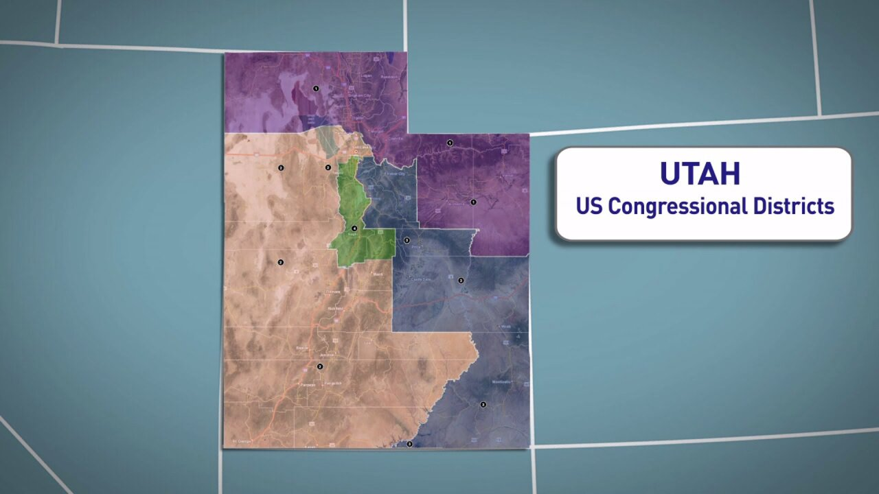 Utah redistricting could be the subject of a ballot initiative and a lawsuit