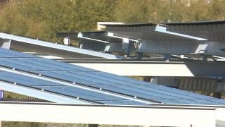 TIA's solar panels