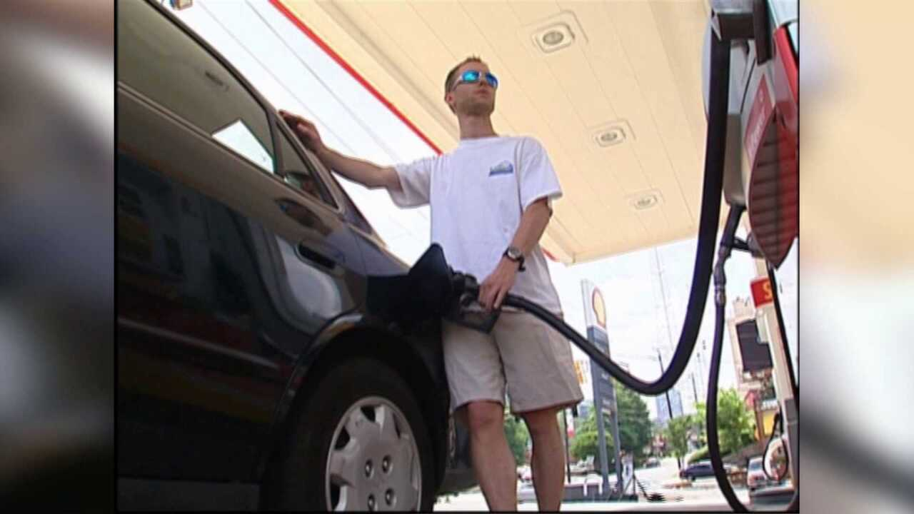 Gas prices see sharpest decline since 2008