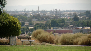 Poor Kern County Air Quality