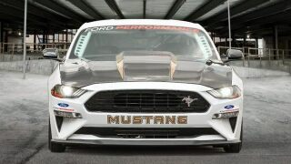 Ford unveils Mustang Cobra Jet ahead of Woodward Dream Cruise