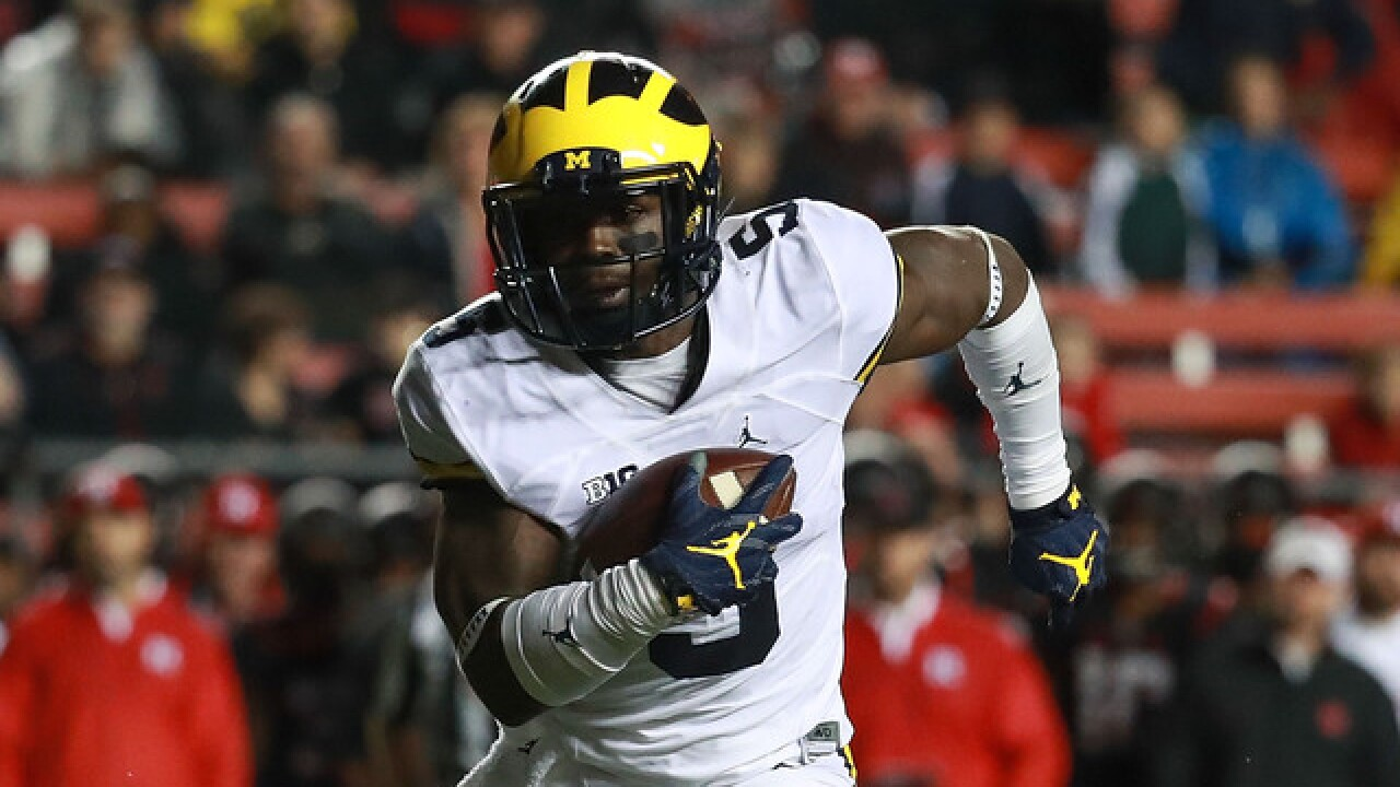 053440a9292 Michigan s Jabrill Peppers declares for the NFL Draft