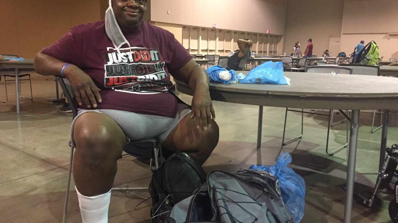Record Heat-Homeless