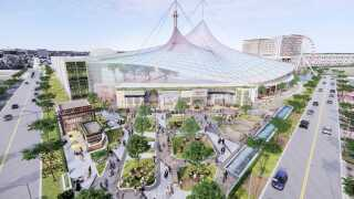 Renders of Proposed Middletown 'Hollywoodland' project