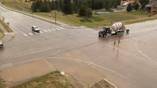Dangerous Intersection in Aurora