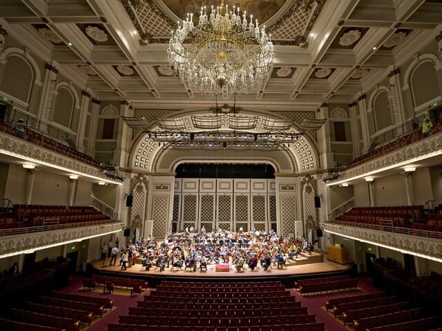 First look inside the renovated Cincinnati Music Hall