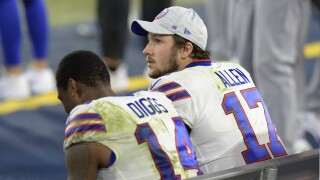 Bills focused on using Titans loss as learning experience