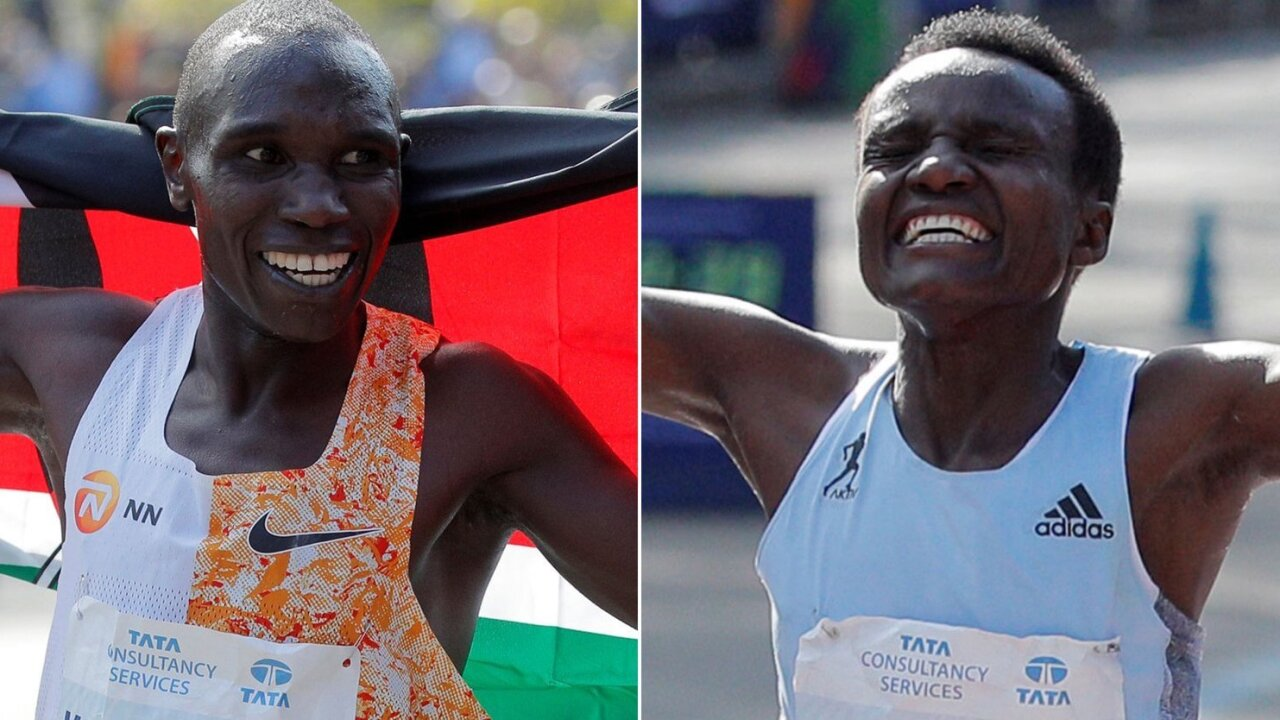 Joyciline Jepkosgei takes down a superstar and fellow Kenyan to win NYC Marathon