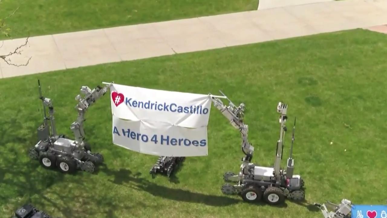 Kendrick Castillo memorial