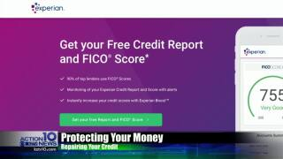 Protecting Your Money: Protecting your credit score