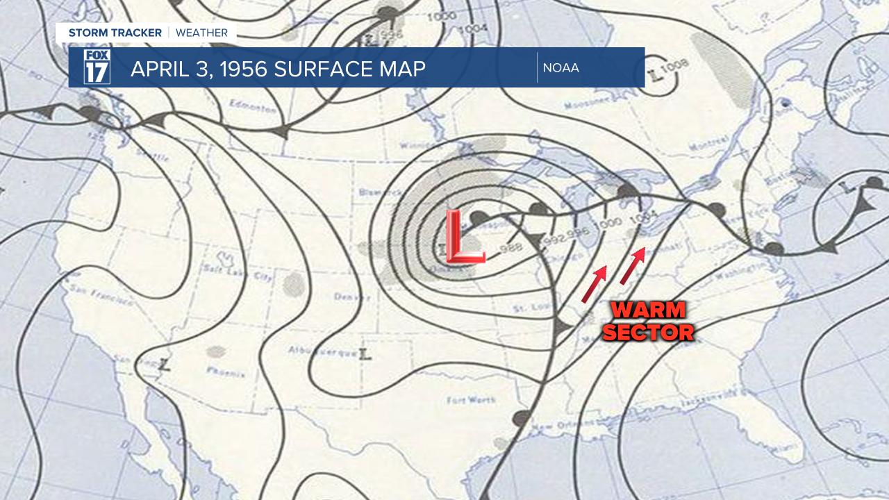 1956 Tornado Surface Map.png