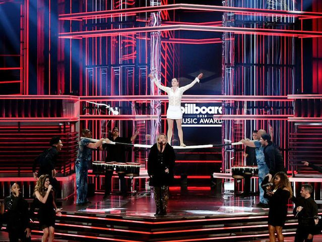 Billboard Music Awards 2018 at MGM Grand Garden Arena in Las Vegas