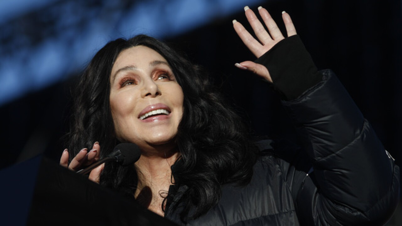 Cher to perform at Fiserv Forum in 2019