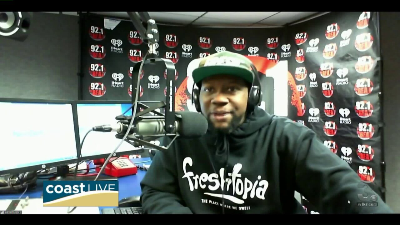 DJ Bee from 92.1 The Beat with the latest music news on Coast Live